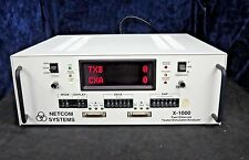 Netcom Systems X-1000 Fast Ethernet Tester/ Simulator/ Analyzer