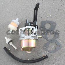 Carburetor For PepBoys Wen Power Pro 2200 3500 Watts Generator Fuel Filter Line