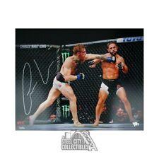 Conor McGregor Autographed UFC 16x20 Photo - Fanatics (Mendes KO)