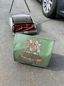 Ransomes Ajax mk3 push cylinder mower