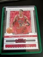 2019-20 Panini Contenders SCOTTIE PIPPEN Winning Ticket Chicago Bulls #5