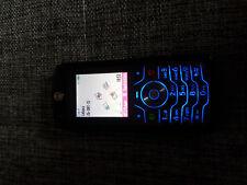 Motorola  SLVR L7 - Schwarz (D1 simlock) Handy