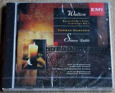 Walton - Belshazzar's Feast - Simon Rattle (1998) - A New CD - In Wrappers