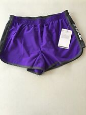 2XU Women's Purple Run Short WR1231b Size LARGE New With Tags C7
