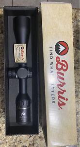 """Burris Signature HD Rifle Scope 3-15x44 1"""" Illuminated Ballistic E3 RFP 200531"""