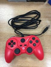 Gioteck VX3 Wired PS3 Controller - Red