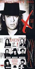 Udo Lindenberg: Ich will dich haben Ein Herz kann man nicht reparación! Nuevo CD