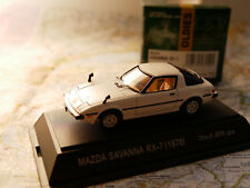EBBRO MAZDA SAVANNA RX-7  WHITE ART.150 DIE- CAST NEW