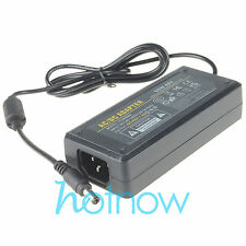 48V 2A 96Watt AC to DC Power Supply Adapter 100-240V for PoE Switch Injector