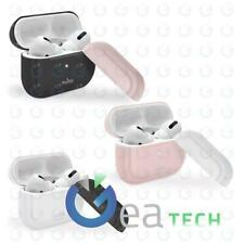 PURO Custodia Protettiva in Silicone Per Airpods Pro Cover Ultra Sottile 0.88mm