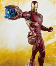 Pre-Order S.H. Figuarts Iron Man Mark 50 Figure Avengers Infinity War Bandai