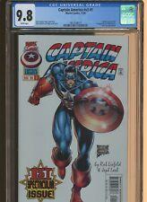 Captain America (Vol. 2) 1 CGC 9.8 | Marvel 1996 | #455. 1st Rikki Barnes.