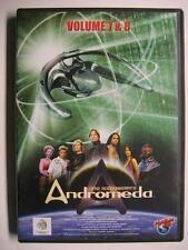 ANDROMEDA  - GENE RODDENBERRY'S ANDROMEDA VOLUME 7 & 8 - DVD
