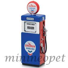 GREENLIGHT 14020 A 1951 WAYNE 505 CHEVRON SUPREME GAS PUMP FOR 1/18 DIECAST CAR
