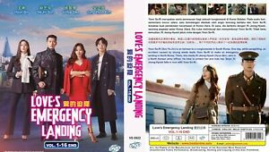 Crash Landing on You (Chapter 1 - 16 End) ~ All Region ~ Brand New Factory Seal