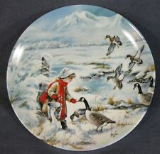Sharing Collector Plate Nature's Child Mimi Jobe Knowles China 84-K41-100.1