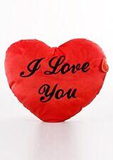 Soft Ti Amo Cuscino Cuscino cuore rosso San Valentino