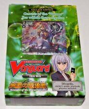 Cardfight!! Vanguard Trial Deck Successor of the Sacred Regalia  English Edition