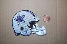 "Dallas Cowboys 3 1/8"" Patch 1977-Present Helmet Logo Football"