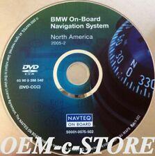 2003 2004 2005 2006 2007 BMW 3 5 7 X Z Series Navigation DVD VER 2005.2 BMW OEM