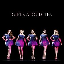 GIRLS ALOUD TEN CD POP 2012 BRAND NEW