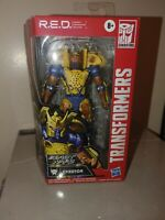 TRANSFORMERS RED BEAST WARS CHEETOR WALMART EXCLUSIVE NEW IN HAND R.E.D.