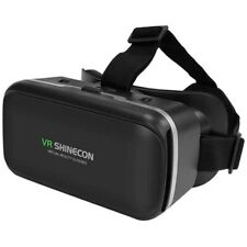 More details for 360° vr shinecon goggles 3d glasses virtual reality headset for mobile phone