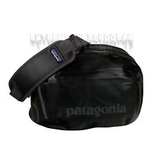 PATAGONIA STORMFRONT HIP PACK 10L Waterproof Bag BLACK