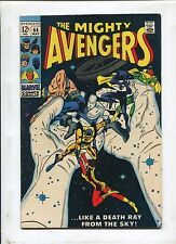 THE AVENGERS #56 (4.0) DEATH BE NOT PROUD!