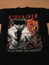 Biohazard OG 1994 Tour shirt vintage concert vtg merauder madball leeway NYHC