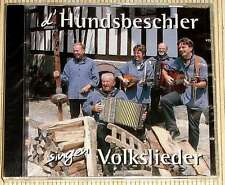 NEU, OVP - D' Hundsbeschler singen Volkslieder - Volksmusik