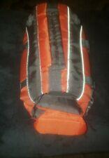 Orange And Gray Dog Life Jacket X Small