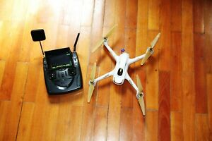 Hubsan H501S X4 RTF GPS 1080P Quadcopter with Camera - white/Gold
