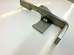 Feed Table chain Guide for Baum Folder Part Number 260-573-BG-01