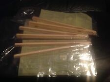 Pampered Chef Toaster Tongs Set Of Three New Nip Bamboo Won't Stain Hand Wash