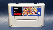 Super Nintendo / SNES / Super Famicom - Street Fighter II Turbo - Capcom 1992