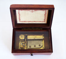 Vintage Reuge Ste-Croix Swiss Made Music Box