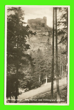 Riesengebirge, Burg Kynast v. Höllengrund - Burg Chojnik, Sobieszów gel. 1931