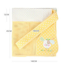 Mesh Podaegi korean Style Baby Carrier Baby Sling Toddler carrier blanket yellow