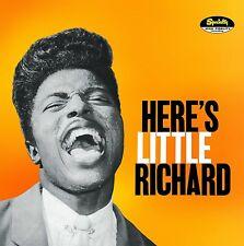 LITTLE RICHARD - HERE'S LITTLE RICHARD (2CD DELUXE)  2 CD NEU