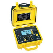 Aemc 1060 213003 Digitalanalog Megohmmeter 1000v Max Test Voltage