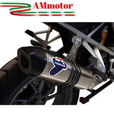 Terminale Scarico Termignoni Bmw R 1200 Gs 2016 Relevance Inox Titanio Moto