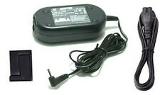 Ac Adapter Kit ACK-DC50 + DR-50 for Canon PowerShot G10 G11 G12 SX30 IS