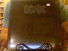 AC/DC Back in Black LP sealed vinyl reissue