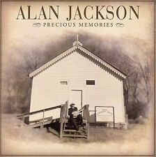 "(NEW, READ) ""Precious Memories by Alan Jackson (CD, Feb-2006, Arista)"""