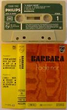 BARBARA  (K7 AUDIO)     L'aigle noir
