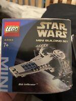Lego - Star Wars - Mini Building Set - Sith Infiltrator  4493