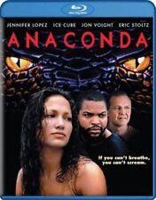 Anaconda 0683904632128 With Jennifer Lopez Blu-ray Region a