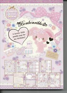 Sanrio Bonbonribbon Notepad Extra Thick Lace