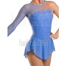 Kid/Adult New Figure Skating Training Ice Skating Dress Brand icefairy #8813